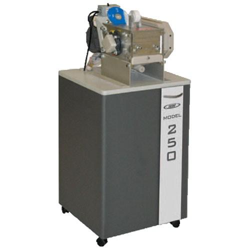sem model 250c electronic media destroyer cabinet version disintegrator d34